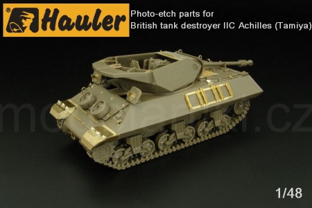 British tank destroyer IIC Achilles for Tamiya 039/HLX48355