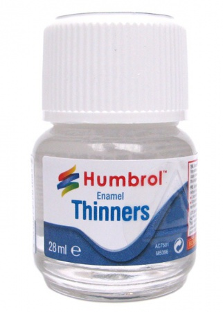 Enamel Thinners 28ml 024/AC7501