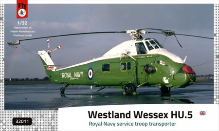 Westland Wessex HU.5 Royal Navy Troop transp. 040/32011