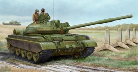 T-62BDD Model 1984 (Mod.1962 modification)