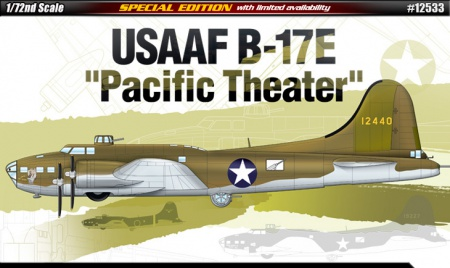 USAAF B-17E Pacific Theater (Limited Editions) 002/12533