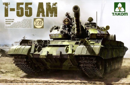 T-55 AM Russian Medium Tank 103/2041