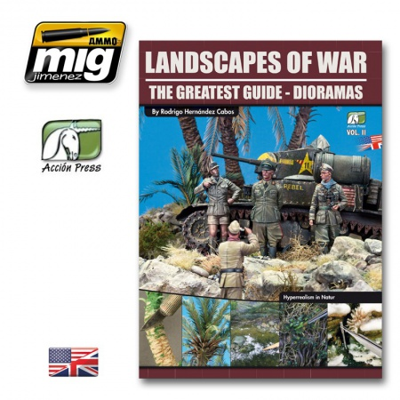 Landscapes of War : The Greatest Guide Dioramas Vol. 2 085/EURO-0008