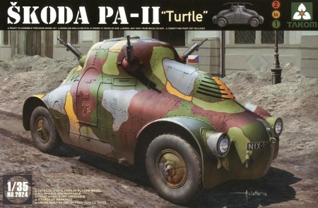 Škoda PA-II Turtle