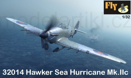 Hawker Sea Hurricane Mk.IIc 040/32014