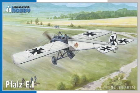 Pfalz E. I (Limited Edition) 012/SH48176