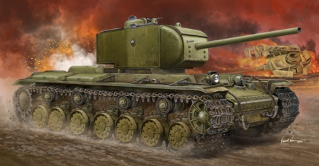 Russian Tiger Super Heavy Tank 005/05553