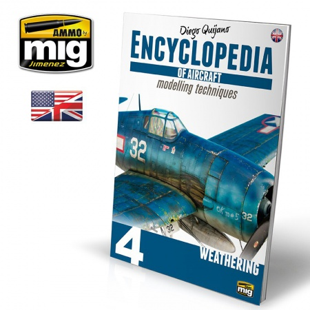 Encyclopedia Of Aircraft Modelling Techniques Vol.4 Weathering 085/A.MIG-6053