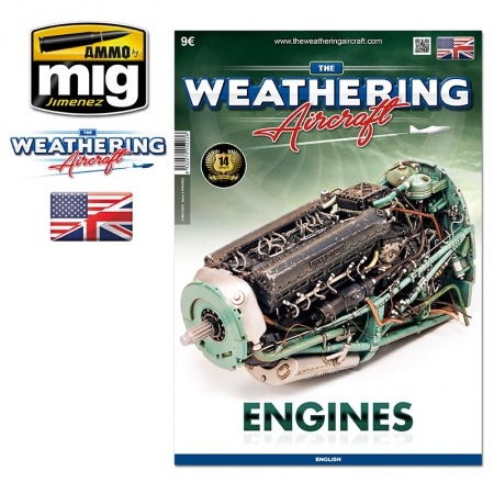 The Weathering Aircraft 3 - Engines 085/A.MIG-5203