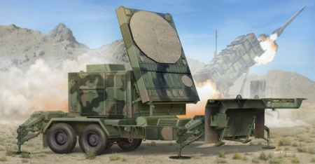MPQ-53 C-Band Tracking Radar 005/01023