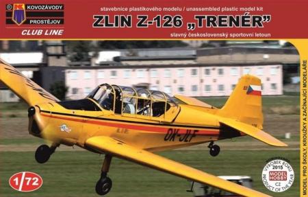 Zlín Z-126 Trenér