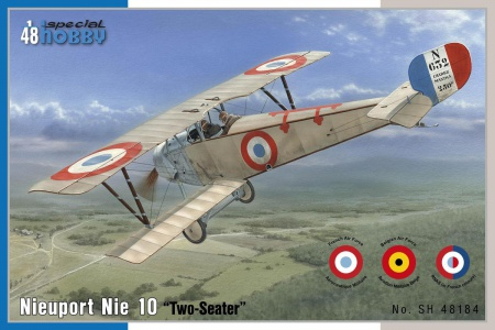 Nieuport 10 Two Seater 012/SH48184