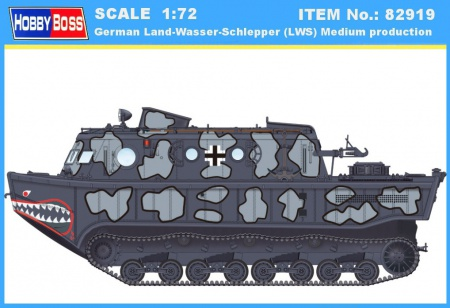 German Land-Wasser-Schlepper (LWS) Medium production 008/82919