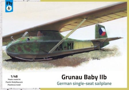 Grunau Baby IIb Germany 2 040/48026