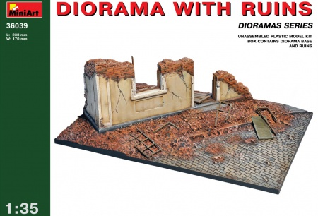 Diorama with Ruins 089/36039