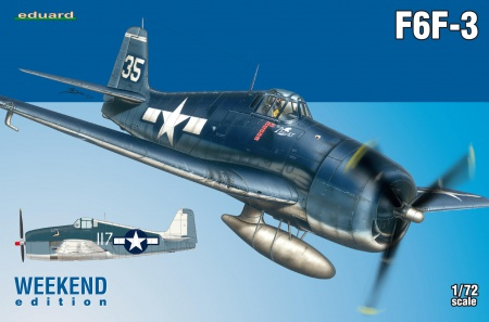 F6F-3 Hellcat (Weekend) 003/7441