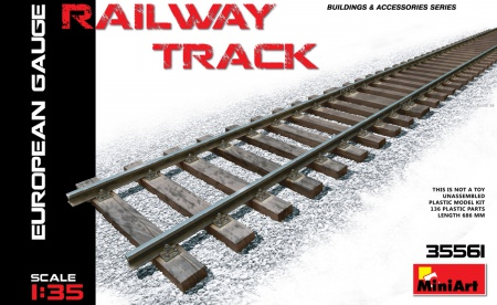 Railway Track European Gauge 089/35561