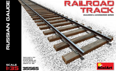 Railway Track Russian Gauge 089/35565