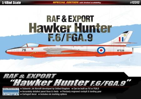 Hawker Hunter F.6/FGA.9