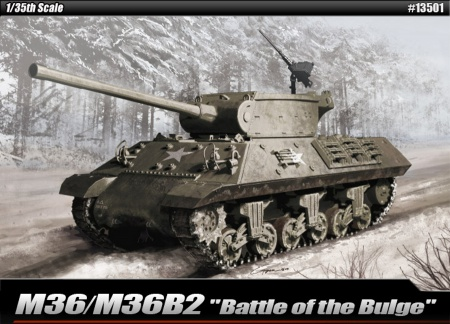 M36/M36B2 Battle of the Bulge 002/13501