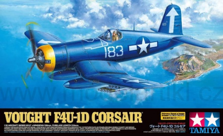 Vought F4U-1D Corsair 001/60327