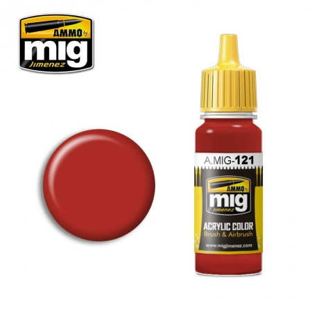 Blood Red 17ml 085/A.MIG-121