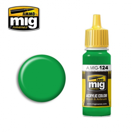 Lime Green 17ml 085/A.MIG-124