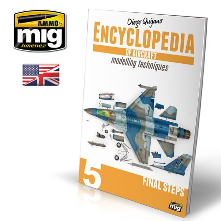 Encyclopedia Of Aircraft Modelling Techniques Vol.5 Final Steps 085/A.MIG-6054