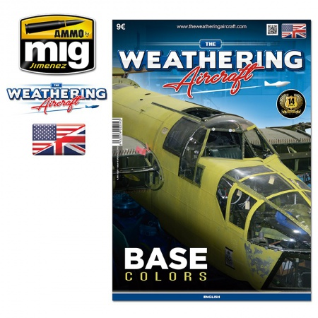 Weathering Aircraft 4 - Base Colors 085/A.MIG-5204