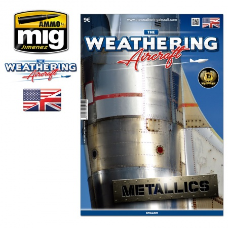 The Weathering Aircraft 5 - Metallics 085/A.MIG-5205