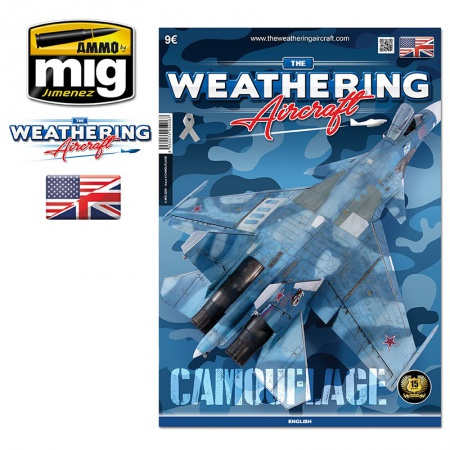 The Weathering Aircraft 6 - Camouflage 085/A.MIG-5206