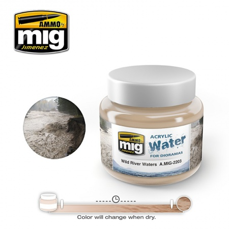 Wild River Waters 250ml 085/A.MIG-2203