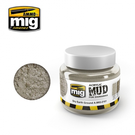Dry Earth Ground 250ml 085/A.MIG-2101