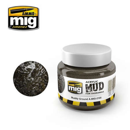 Muddy Ground 250ml 085/A.MIG-2105