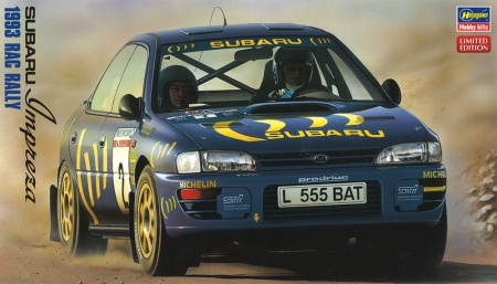 Subaru Impreza WRX 1993 RAC Rally (Limited Edition) 007/20297