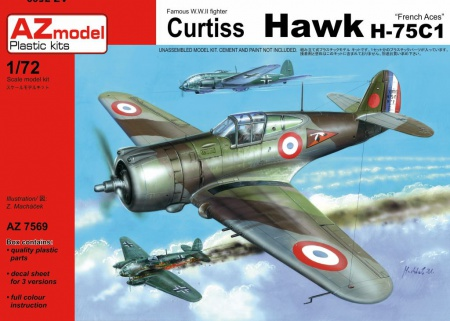 Curtiss Hawk H-75C 052/AZ7569