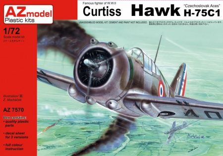 Curtiss Hawk H-75C-1 052/AZ7570