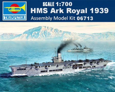 HMS Ark Royal 1939 005/06713