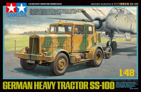 German Heavy Tractor SS-100 001/32593