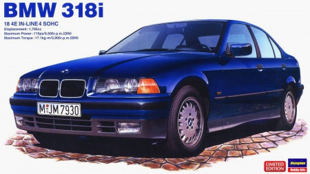 BMW 318i (Limited Edition) 007/20320