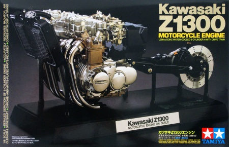 Kawasaki Z1300 Motorcycle Engine 001/16023