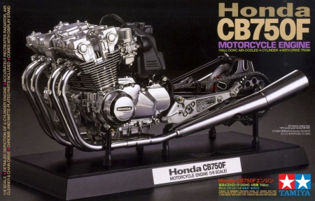 Honda CB750F Motorcycle Engine 001/16024