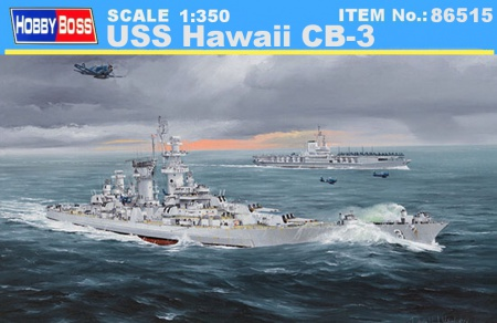 USS Hawaii CB-3 008/86515