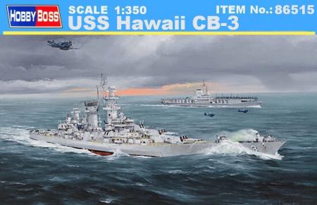 USS Hawaii CB-3