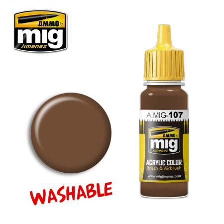 Washable Earth 17ml 085/A.MIG-107
