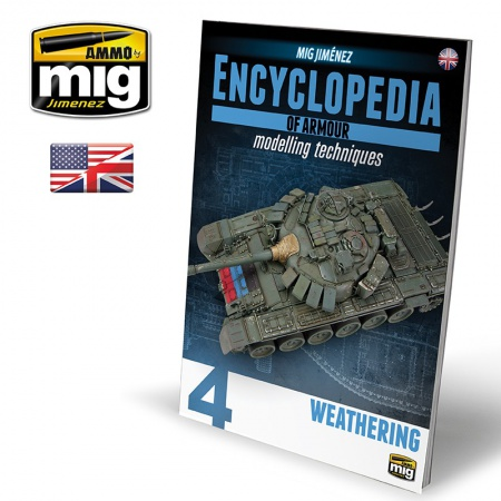 Encyclopaedia of Armour Modelling Techniques Vol. 4 – Weathering 085/A.MIG-6153