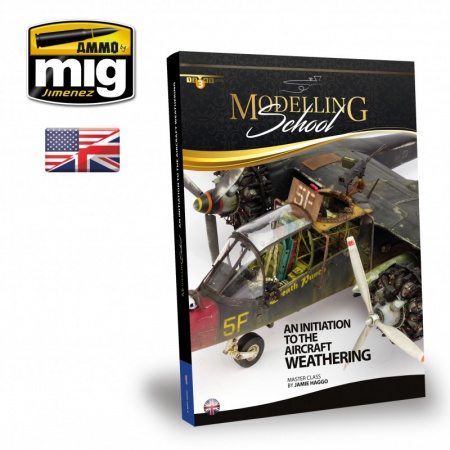 Modelling School: An Initiation To Aircraft Weathering (English Version) 085/A.MIG-6030