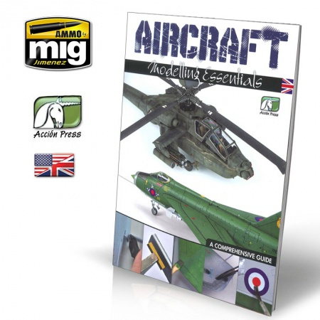 Aircraft Modelling Essential (English Version) 085/EURO-0014