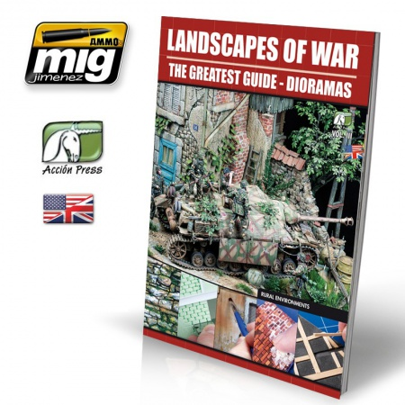 Landscapes of War : The Greatest Guide Dioramas Vol. 3 Rural Enviroments 085/EURO-0012