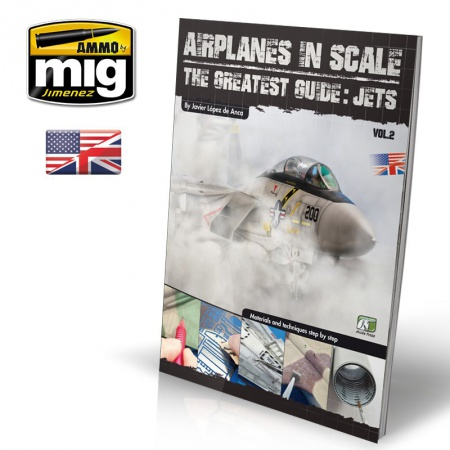 Airplanes in Scale 2: The Greatest Guide Jets (English Version) 085/EURO-0010